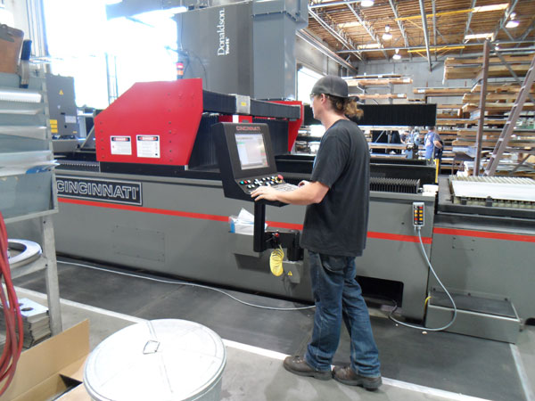 Laser and Water Jet Cutting Service – Freeberg Industrial Fabrication